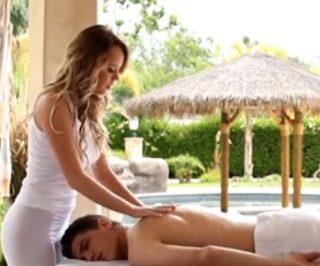 imagen ¿Quien quiere el mejor masaje de su vida?